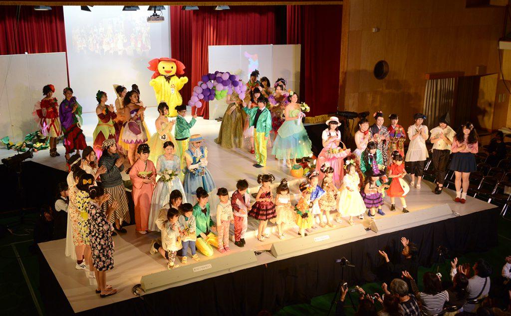 <EVENT>学園祭ファッションショーに出演しました