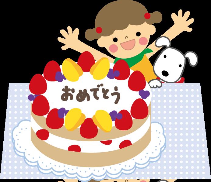 6月:誕生日会
